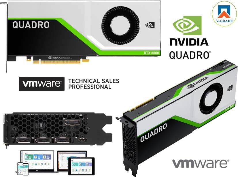 nVidia VMware Horizon VDI Virtual PC