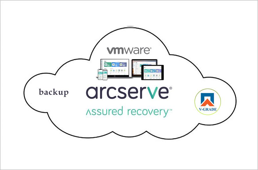 ArcServe Backup VMware ESXI vSphere